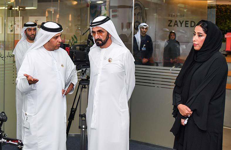 محمد بن راشد يعتمد تشكيل «لجنة دبي للاتصال الخارجي» وبرنامج «إحاطات دبي الإعلامية»