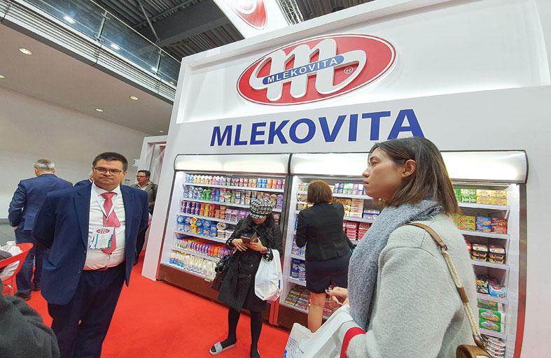 بولندا تقدم إلى العالم منتجات غذائية تتمتع بمواصفات ومعايير مثالية عالية الجودة