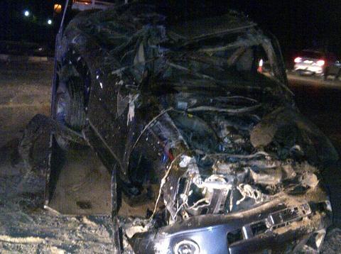 وفاة مواطن وإصابة آخر في حادث مروري برأس الخيمة فجراً