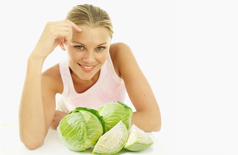 الملفوف الأخضر.... طعم لذيذ وفوائد صحية كثيرة