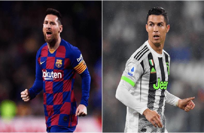قمة مبكرة بين يوفنتوس و برشلونة في دوري الأبطال