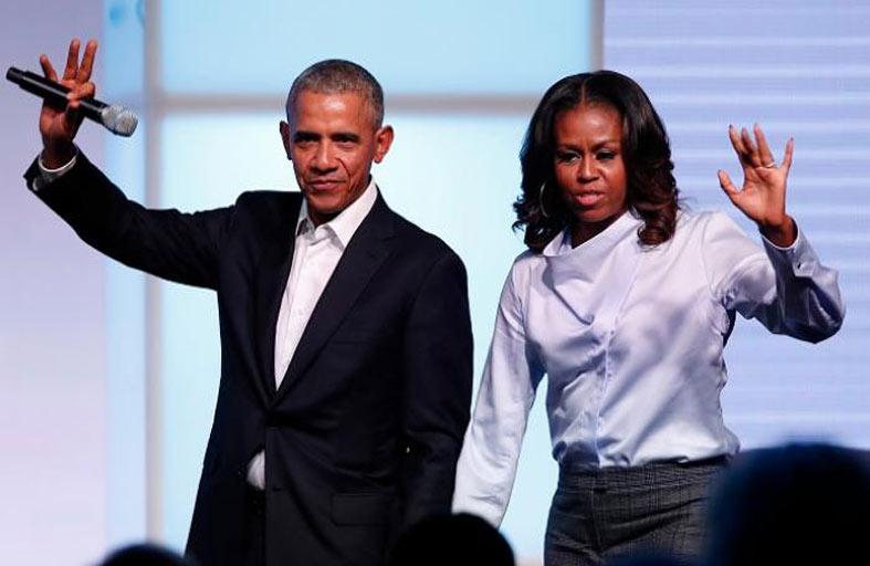 أوباما ضيف أول حلقة من «بودكاست»