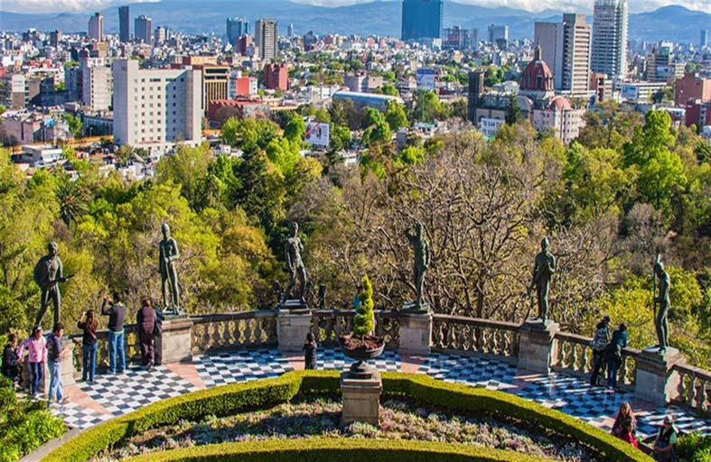 مكسيكو سيتي.. أهم المراكز التجارية والأسواق الشعبية