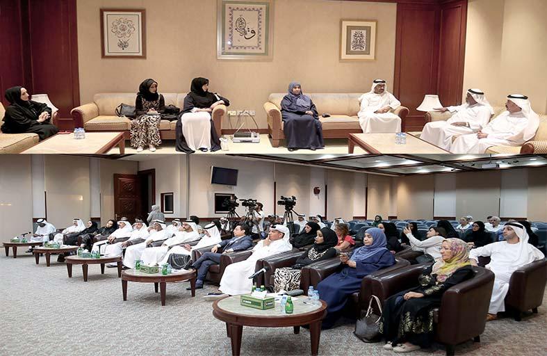 ندوة الثقافة والعلوم تنظم جلسة حوارية حول الجاليريهات الفنية في الإمارات