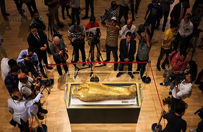 مصر تسترد أكثر من 23 ألف قطعة أثرية خلال 7 سنوات