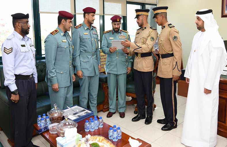 شرطة رأس تشهد تخريج طلبة أكاديمية العلوم الشرطية الدفعة «19»