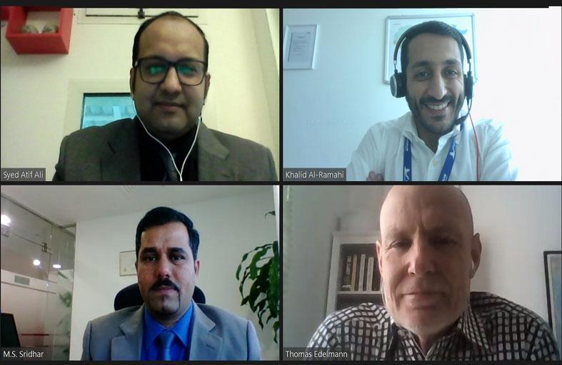 غرفة دبي تناقش مع القطاع الخاص سلوكيات القيادة الآمنة والسلامة على الطرق