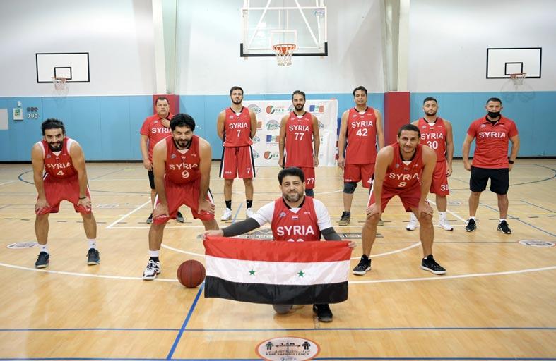 منافسات قوية في كأس دبي للجاليات لكرة السلة