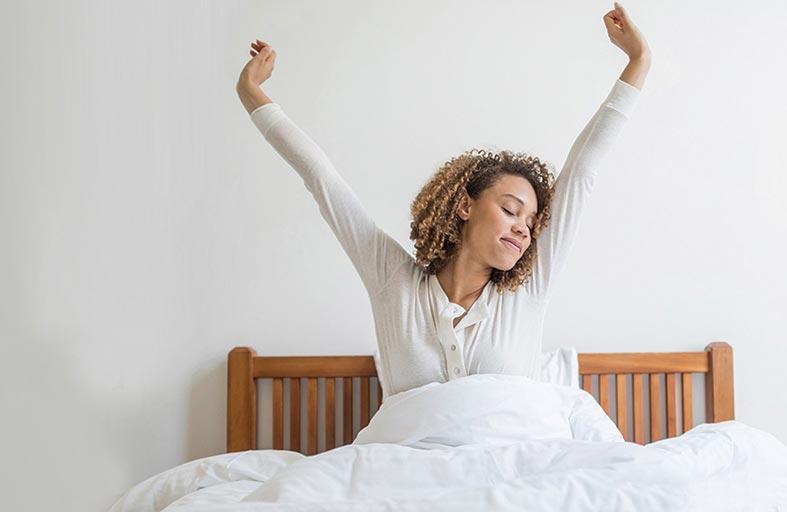 الاستيقاظ مبكرًا يقلل الإصابة بـالاكتئاب