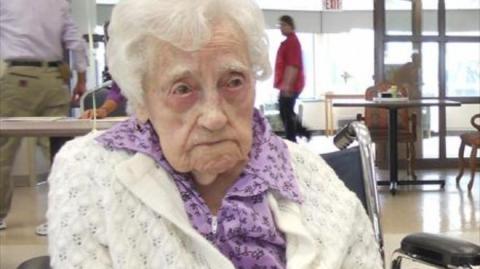 وفاة أكبر معمرة عن 115 سنة