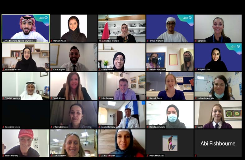 الأولمبياد الخاص الإماراتي يكرم الحاصلين على لقب «مدارس الأبطال الموحدة»