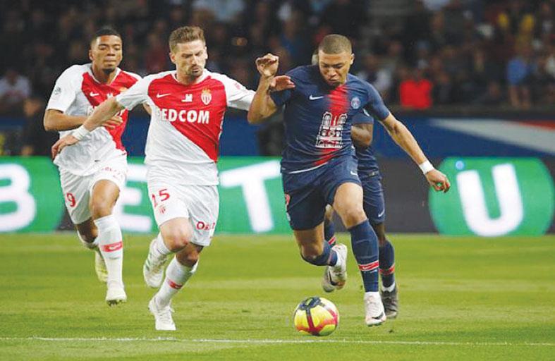 لاعبو الدوري الفرنسي يوافقون على تخفيض الرواتب