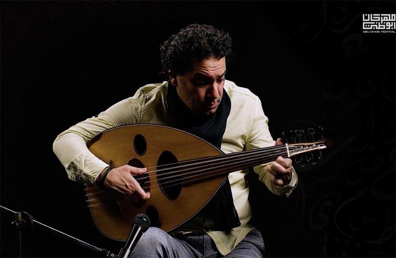 مهرجان أبوظبي يعرض حلقة مميزة لمحبي موسيقى آلة العود عبر منصاته الرقمية