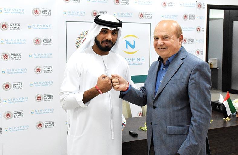 «آيريس ميديا» تدعو موظفيها لحضور الألعاب الأولمبية الخاصة أبوظبي 2019