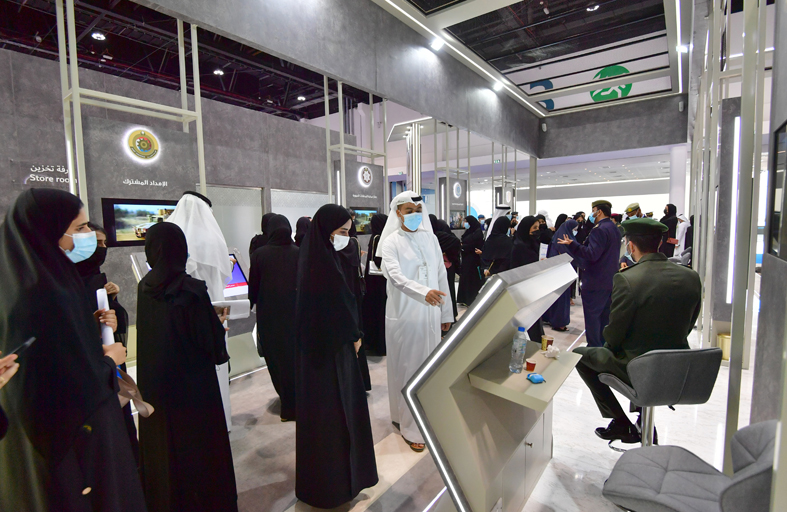 وزارة الدفاع تشارك في توظيف أبوظبي 2021
