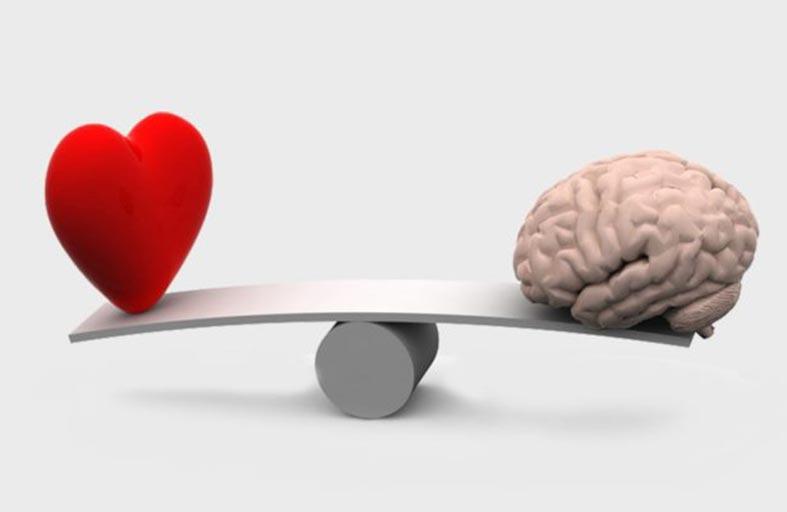 ما يضر القلب يضر المخ أيضا