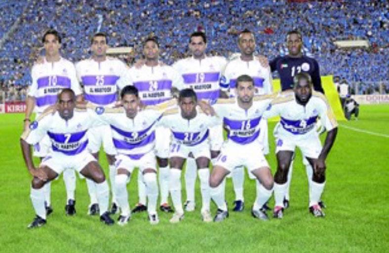 «الآسيوي لكرة القدم» ينشر تقريرا عن إنجاز نادي العين في دوري أبطال آسيا 2003