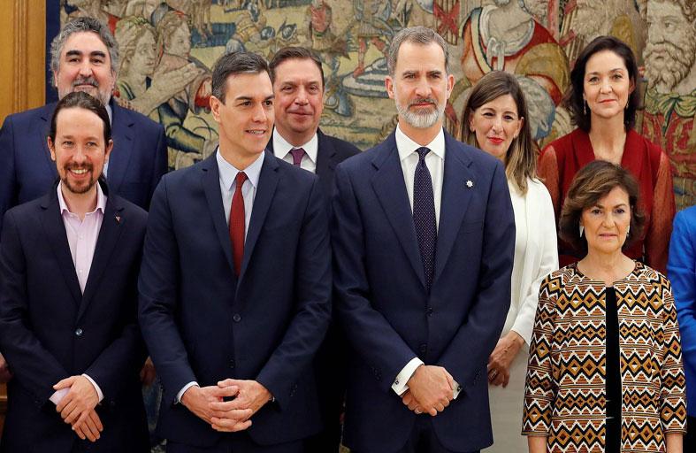 الحكومة الجديدة: هل تعيد إسبانيا اختراع اليسار...؟