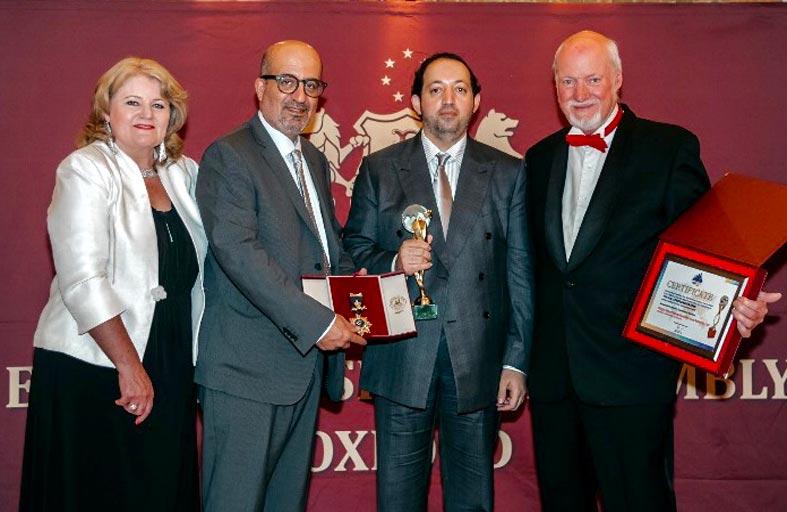 المناطق الحرة بالشارقة تحصد جوائز عالمية في برلين وميلانو وتعزز ريادتها بعالم الأعمال