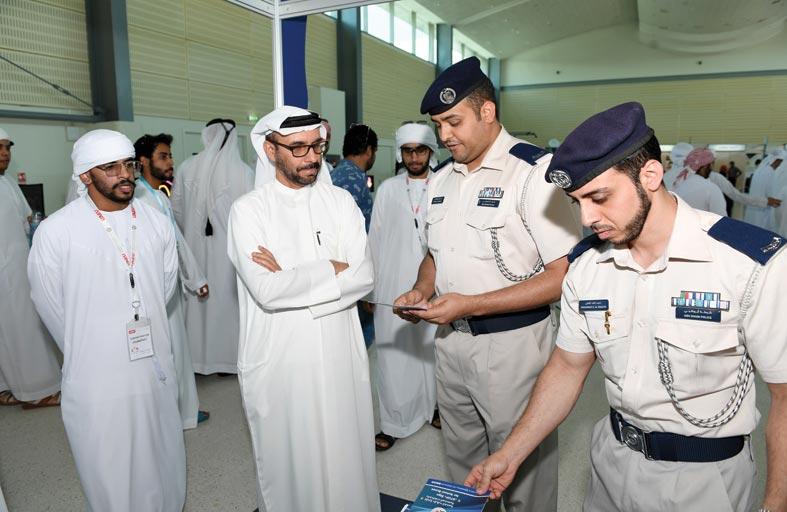 انطلاق فعاليات المهرجان الطلابي في جامعة الإمارات