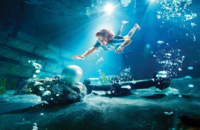 جزيرة ياس تكشف عن برنامجها الصيفي الحافل بالأنشطة الرياضية