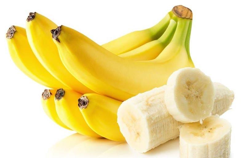 الموز يقي من النوبة القلبية ويعالج الاكتئاب والقولون العصبي