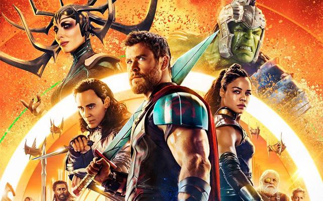Thor: Ragnarok فيلم ناجح بجميع المقاييس