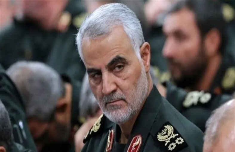 صداع الشرق الأوسط....هل ينتهي بمقتل سليماني؟