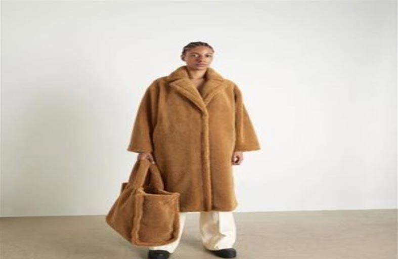 الحقيبة الفرو أحدث صيحات الموضة
