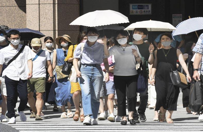 حالات كورونا في طوكيو تتجاوز 3000 يوميا