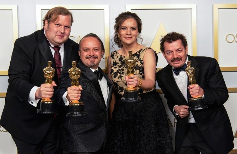 Nomadland يقتنص أوسكار 2021 وأنتوني هوبكنز أفضل ممثل للمرة الثانية في تاريخه
