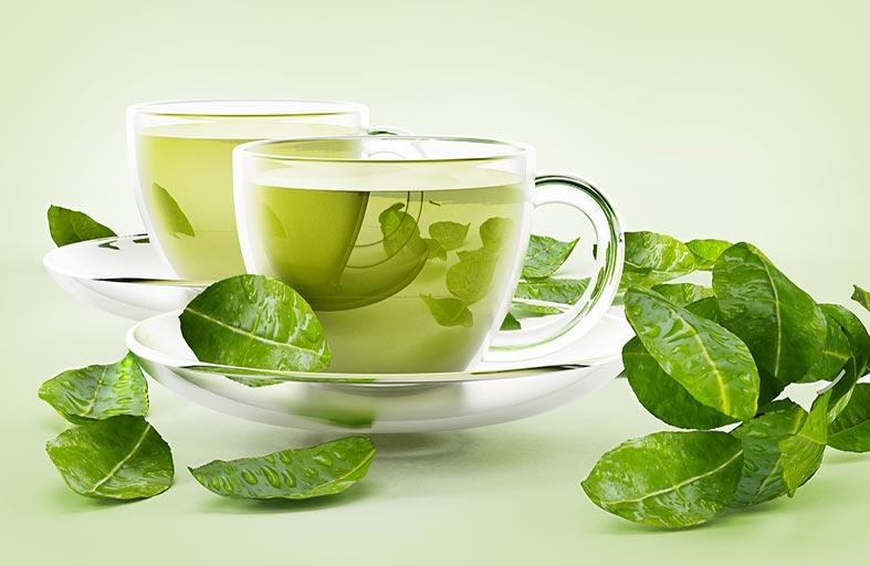 فوائد مذهلة للشاي الأخضر