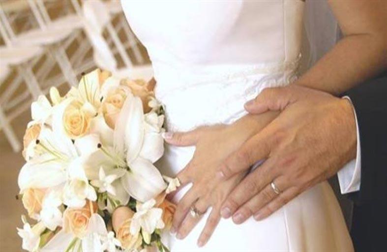 القبض على عروسين وحاخام بسبب زفاف  رغم الحظر