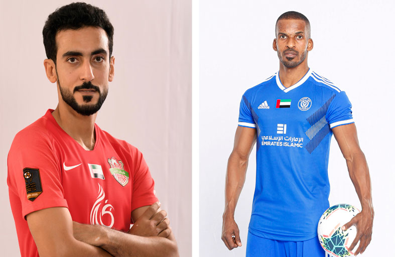 تصريحات اللاعبين حول نهائي كأس الخليج العربي