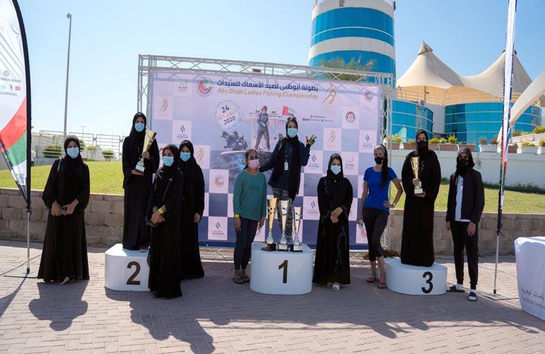 أكاديمية فاطمة بنت مبارك للرياضة النسائية تواصل بطولاتها في موسمها الاستثنائي