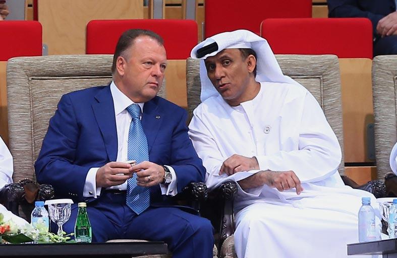 دولي للجودو يعزي محمد بن ثعلوب في وفاة المدرب فاسيل