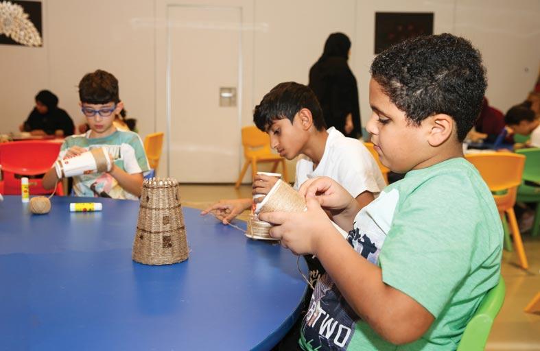 برنامج العين الثقافي يعود بمجموعة من الفعاليات وورش العمل الافتراضية