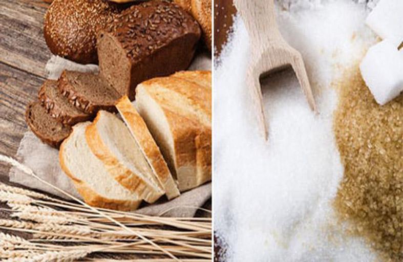 السكر والخبز الأبيض.. ضرر غير  متوقع على المرأة تحديدا