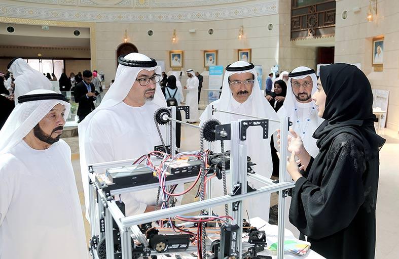 انطلاق فعاليات المؤتمر العربي الخامس للروبوت والذكاء الاصطناعي في ندوة الثقافة والعلوم