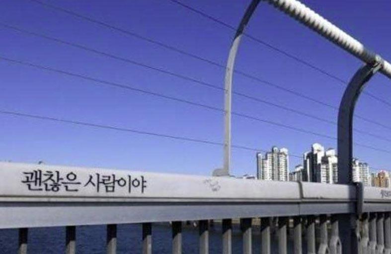 القفز من هانغانغ.. لعنة جسر الانتحار تحير الكوريين