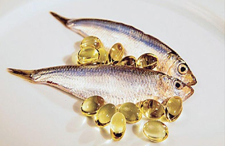 تناول زيت السمك يقلل من خطر الإصابة بالنوبات القلبية
