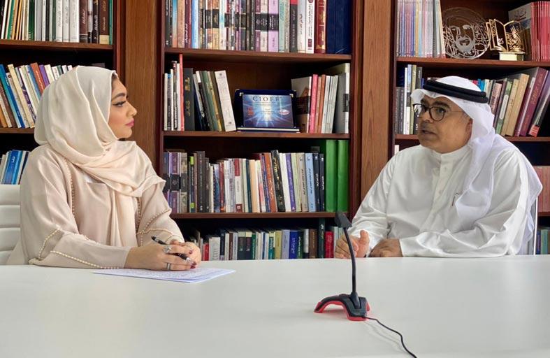 رئيس معهد الشارقة للتراث يؤكد ريادة الإمارة في الاهتمام بالتراث