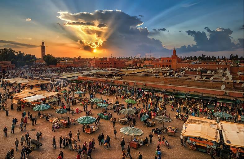 المغرب..  وجهة عائلية رائعة تمنح زائريها من كل الأعمار الفرصة للتنزه والترفيه