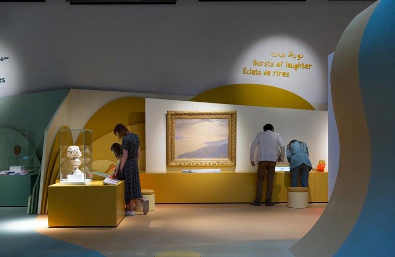 متحف الأطفال في اللوفر - أبوظبي يفتح أبوابه الجمعة
