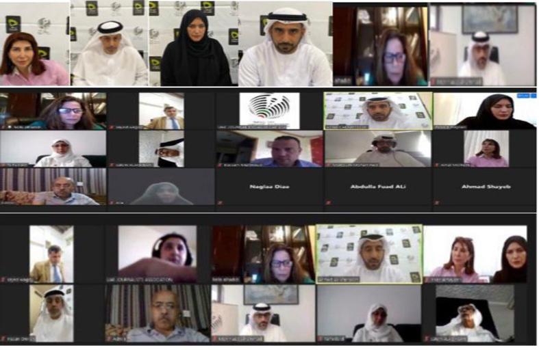 لجنة تدريب الصحفيين الإماراتية تنظم دورة عن الصحافة الاقتصادية