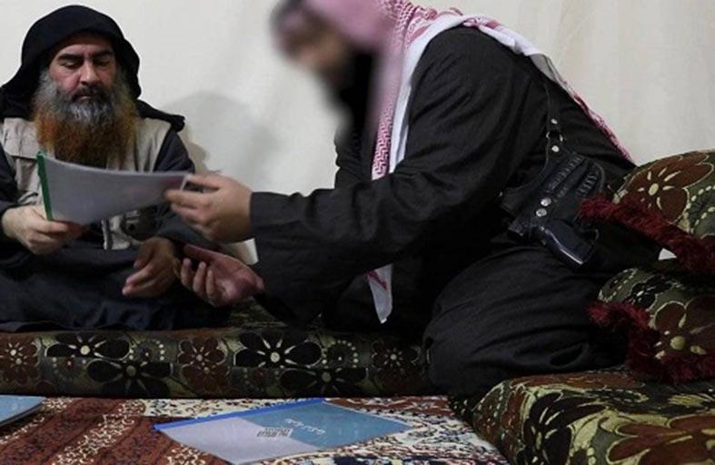قيادات داعش توجه المقاتلين إلى خطط جديدة