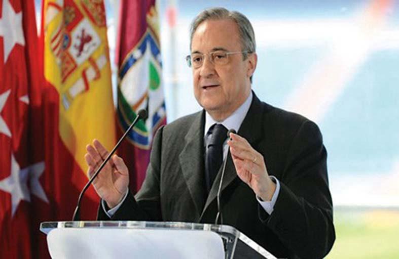 رئيس ريال مدريد «يصالح» رونالدو وزيدان بـ«مفاجأة»