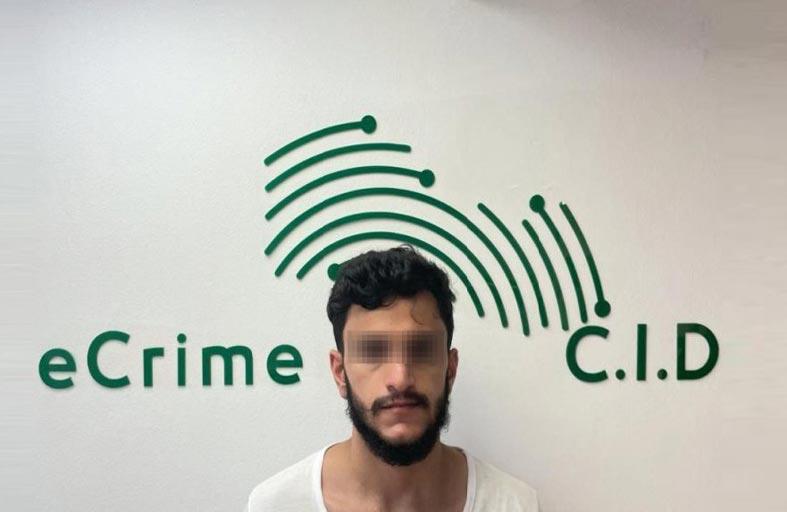 شرطة دبي تلقي القبض على شاب رفض الامتثال لأوامر للدوريات