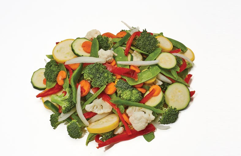 تحذير من الاستخدام المفرط للفاكهة والخضروات سابقة التجهيز