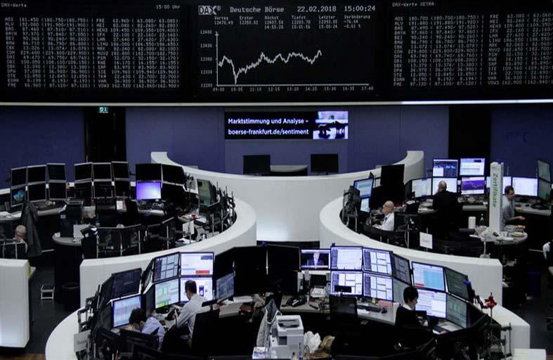 نتائج أعمال مخيبة تؤثر على أسهم أوروبا